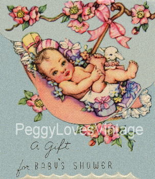 Baby and Parasole Image