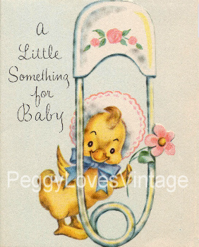 Baby and Safety Pin Image